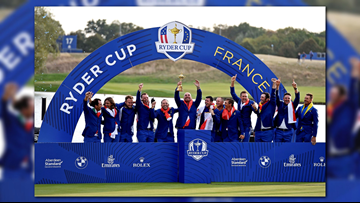 Europe Crushes US to Win Ryder Cup