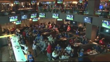 Bills fans pack bars, restaurants for Sunday Night Football game