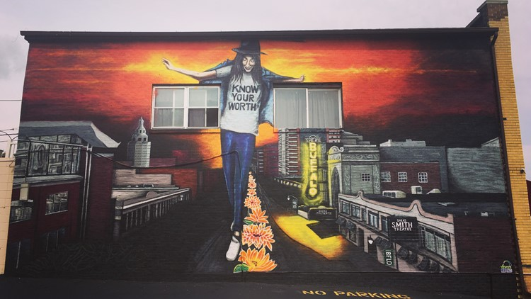 PHOTOS: Public art on Hertel Avenue