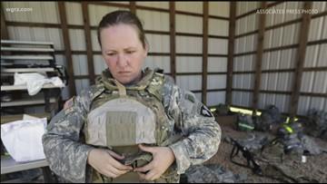 Gillibrand Wants Better Female Body Armor