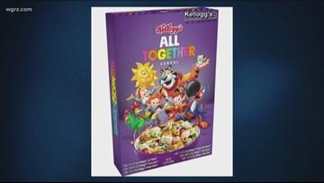 Kellogg, GLAAD to help celebrate organization's Spirit Day