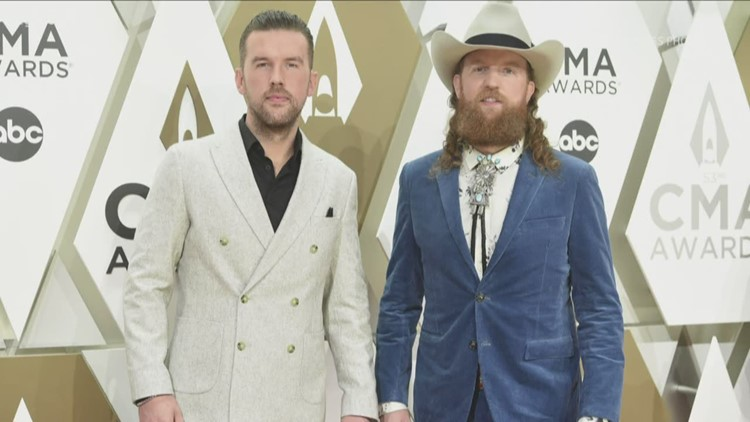 Brothers Osborne coming to Artpark on Aug. 4th