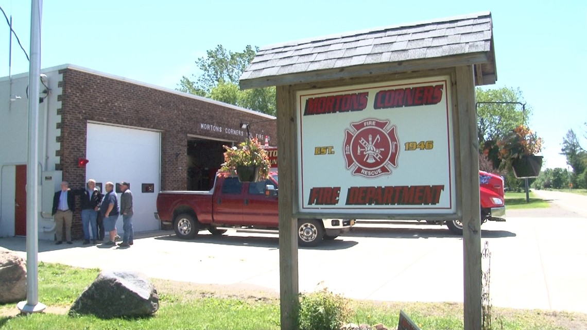 Fire chief fed up with poor conditions of two Erie County roads
