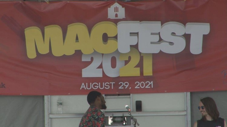 MAC Fest provides added boost for kids going back to school