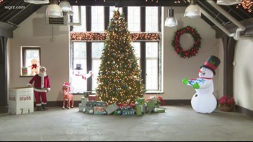 Santa Land returns to Chestnut Ridge Park