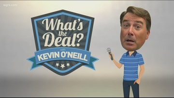 What's the deal with Kevin O'Neill? Erie Country Fair edition