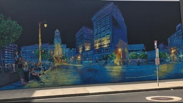 Buffalo's latest mural is now complete