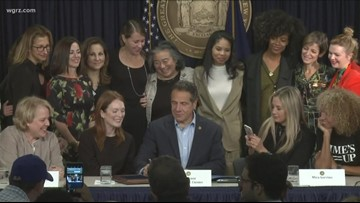 New York State extends statute of limitations for rape