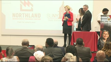 24 students graduate at Northland Workforce Training Center