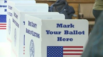 Voter turnout in Erie County higher than four years ago