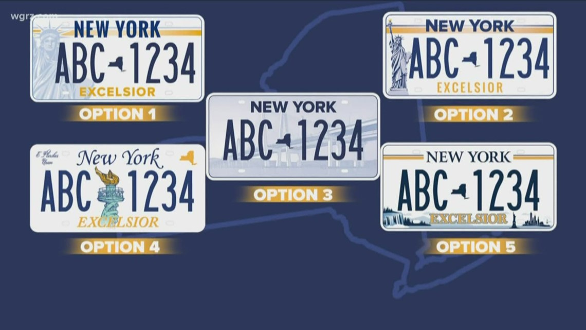 new york state to use new vendor to produce materials for license plates