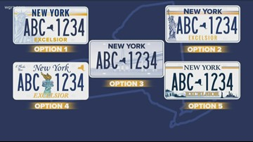 Criticism of State's License Plate plan