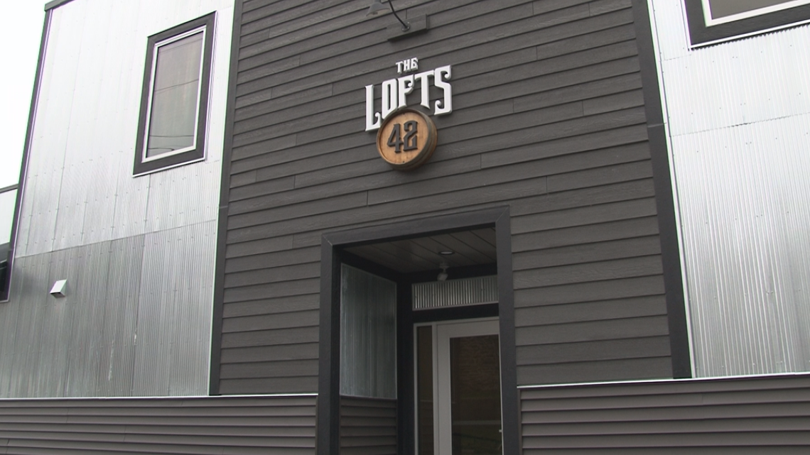 42 North Brewing Company's Lofts at 42 in East Aurora