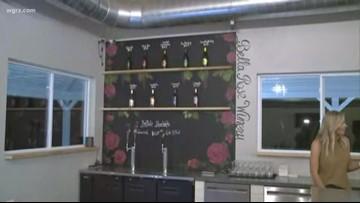 Bella Rose Vineyard & Winery opens in Lewiston
