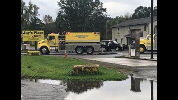 Large propane tank leak in Niagara County prompted evacuations
