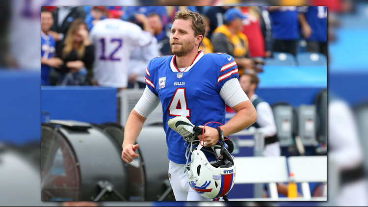 Bills get their second win of the season beating the Titans 13-12 on the final play of the game.