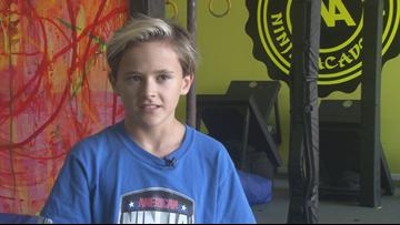 WNY's Great Kids: Kenmore Boy on American Ninja Warrior Junior
