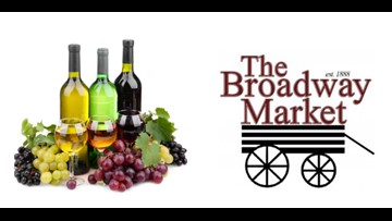 November 16-17: Wine Festival at the Broadway Market