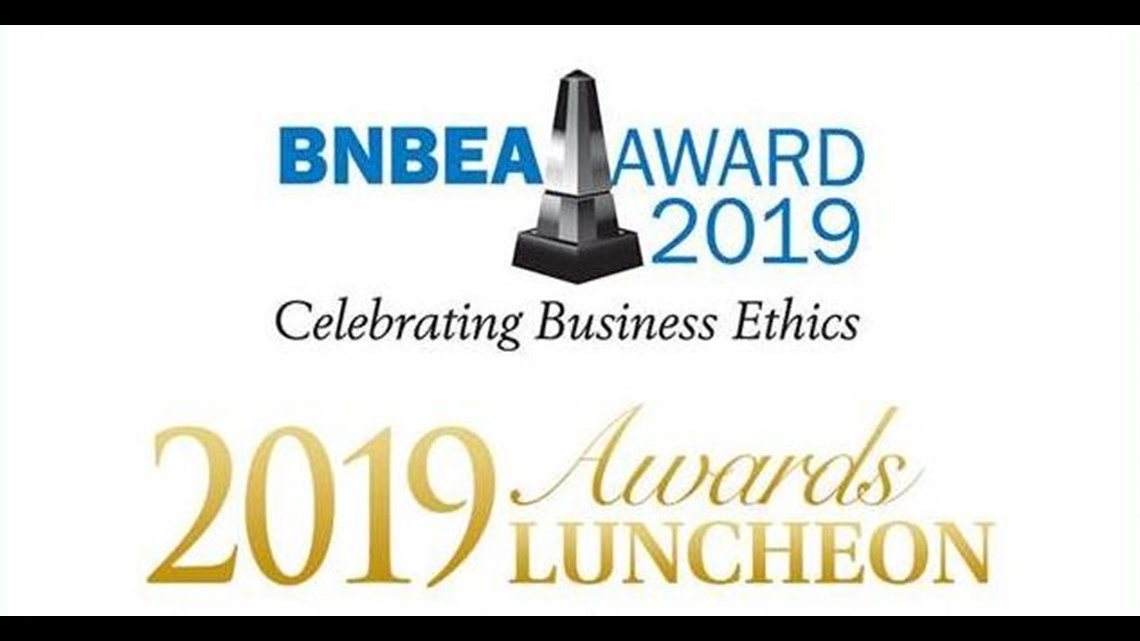 Buffalo Niagara Business Ethics Awards 2019