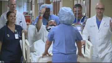 Surgery will allow veteran to walk pain-free