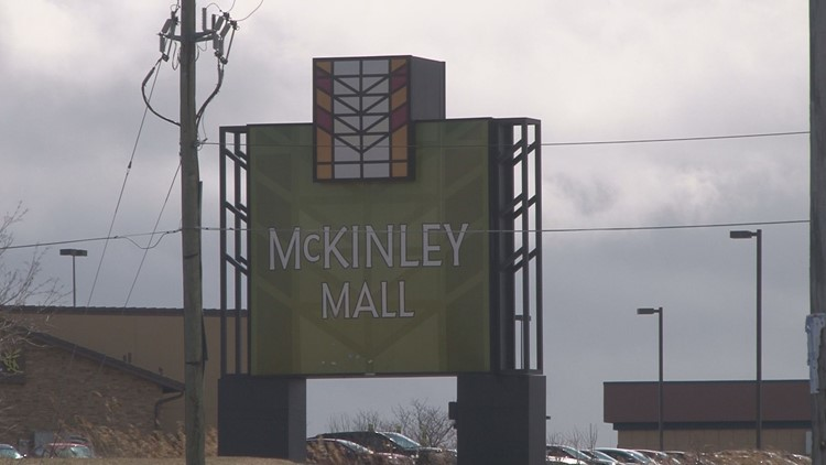 Potential Buyer for McKinley Mall; But Hamburg Officials Worry About Outcome for Mall's Future
