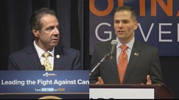Gov. Andrew Cuomo wins third term in New York against Republican Marc Molinaro