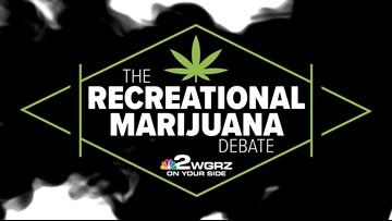 The debate over legalizing marijuana in New York