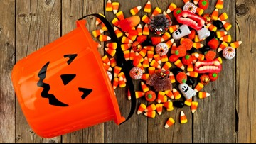 Trick-or-treating hours in Western New York