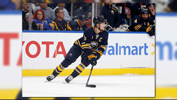 Sabres Seek Fourth Straight Win in Columbus