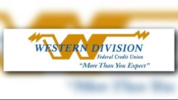 November 12 - Western Division Federal Credit Union
