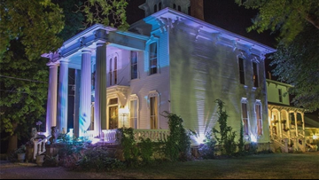 Haunted mansion for sale in Orleans County