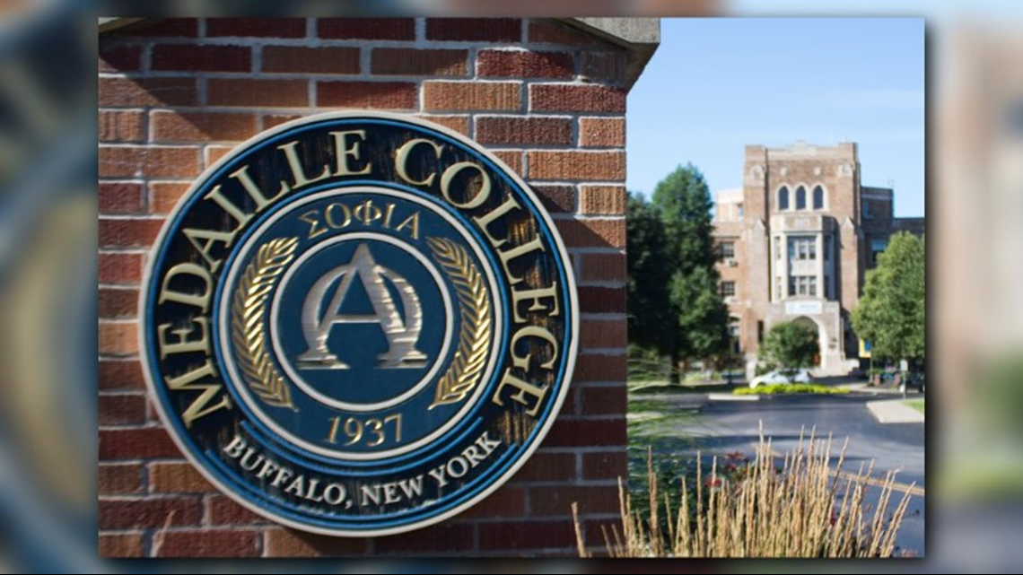 medaille college buffalo campus was on lockdown thursday