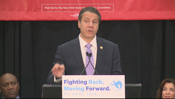 Cuomo again has New York City to thank for big win
