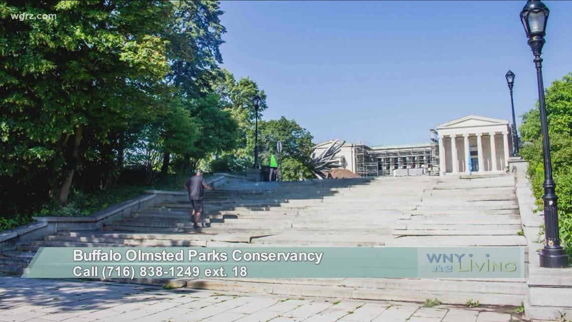 September 25 - Buffalo Olmsted Parks Conservancy