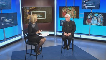 Bishop Malone addresses future of Buffalo Diocese