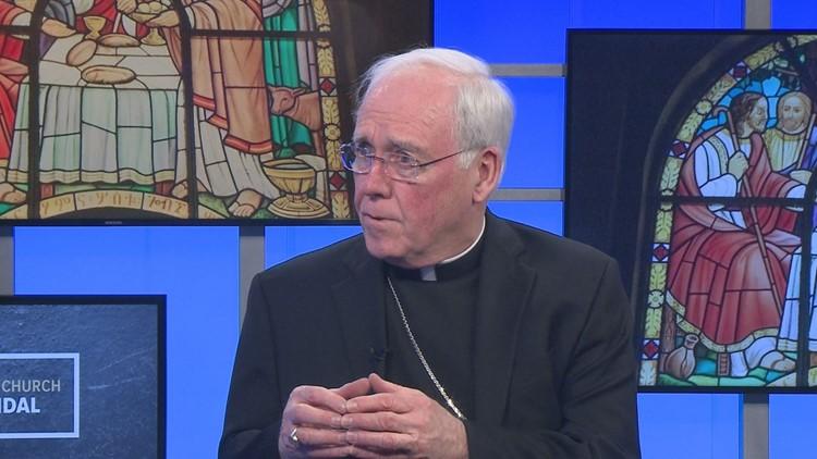 Bishop declines to speak about sexual abuse summit