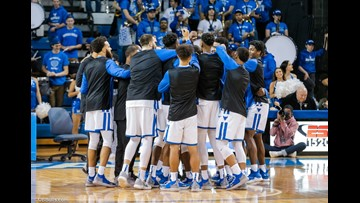 UB hoops opens season with win over St. Francis