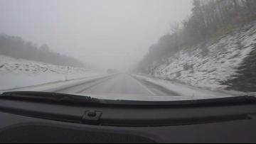 Roads closed around WNY due to weather conditions   wgrz com