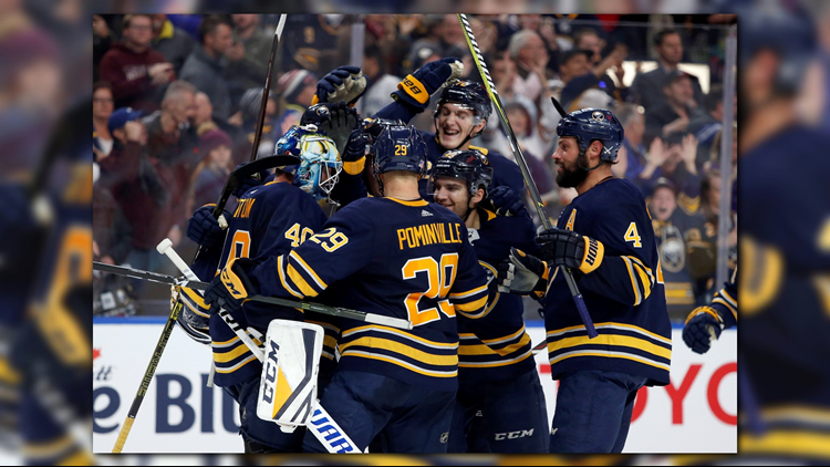 Sabres Come From Behind, Beat Canucks in Shootout, 4-3
