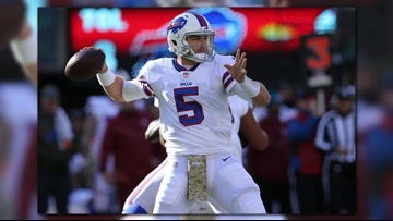 Matt Barkley sparks Bills offense in 41-10 win over Jets