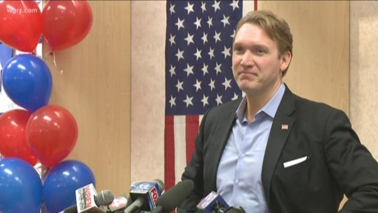 Nate McMurray will not run for re-election for Grand Island supervisor