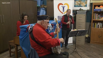Buffalo's Ellicott Center celebrates Veterans
