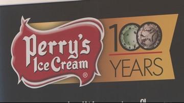 Perry's Ice Cream celebrates 100 years