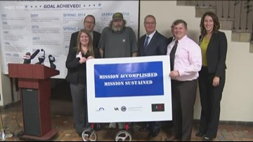 Homeless Alliance of WNY sees reduction in homeless Vets