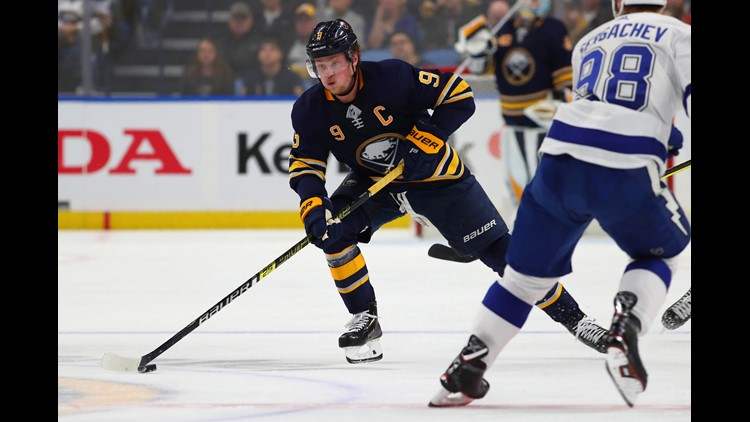 Locker Room Leadership: Eichel and Pominville on Sabres success