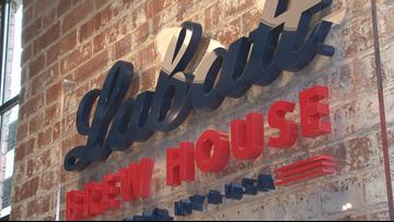 Labatt Brew House prepared to open
