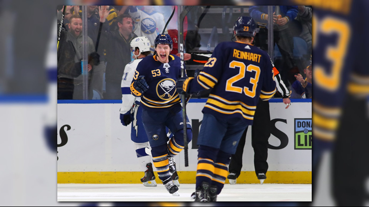 Sabres Look For Fourth Straight Win at Winnipeg