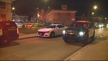 Man dies after shooting on Buffalo's east side