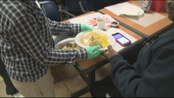 VA Offering Thanksgiving Meal for Vets Sunday