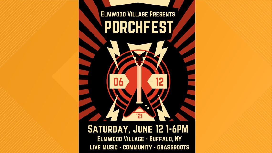 Buffalo Porchfest returns to the Elmwood Village